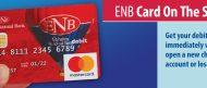 ENB Card on the Spot
