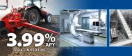 We'll Help You Purchase New or Used Equipment