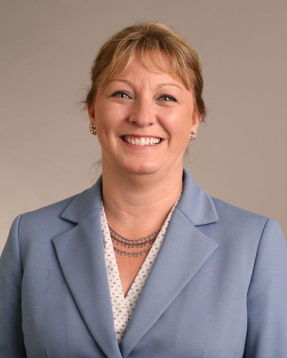 ENB team member Andrea Cooke