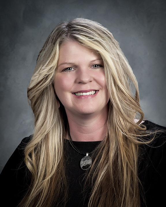 ENB team member Liza Minner