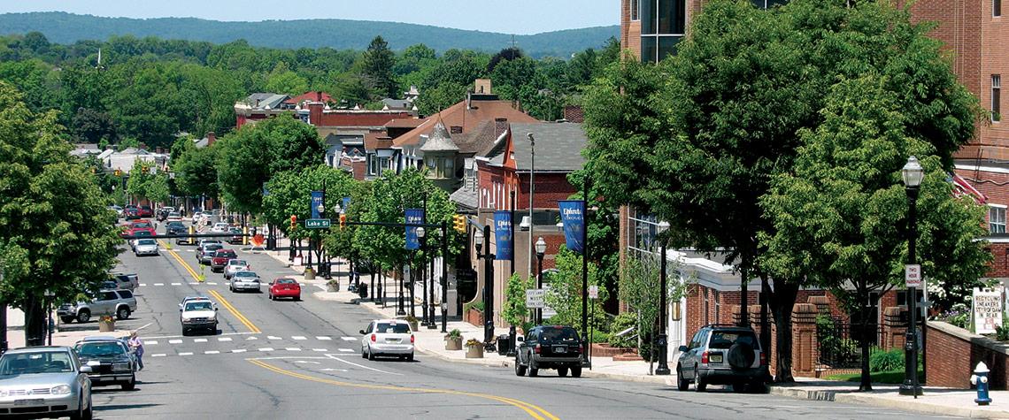Image of Main Street Ephrata PA