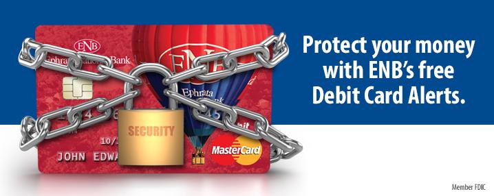 Debit Card Alerts